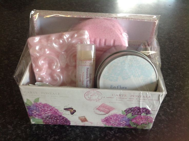 Daphne gift pack created for my niece