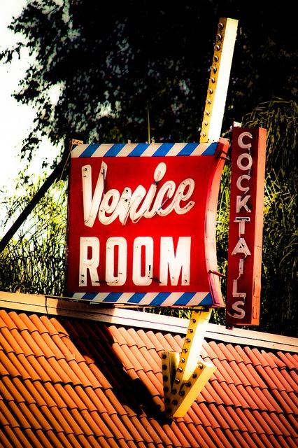 Venice Room.......Monterey Park, California
