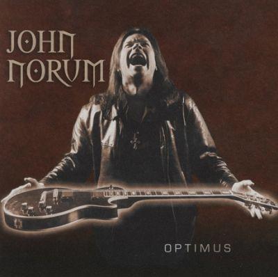OPTIMUS (2005) #johnnorum Check John Norum complete discography at http://www.johnnorum.se/discography/