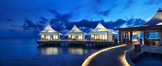 Dreaming....!  W Hotel Maldives