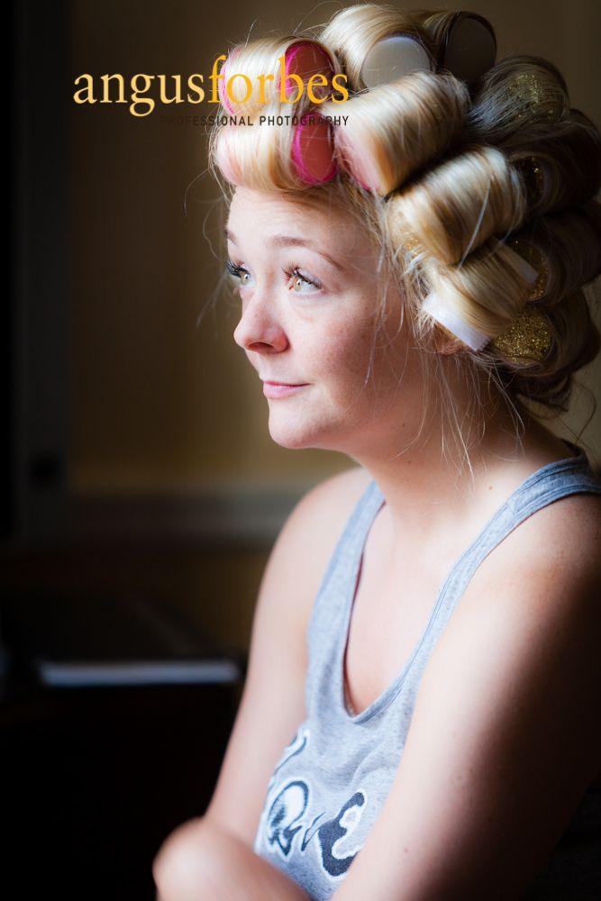 Balbirnie wedding hairstyles