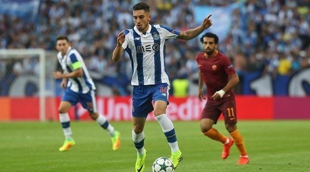 After eliminating Roma in the preliminary round Alex Telles is ready to face Juventus in the round of sixteen of