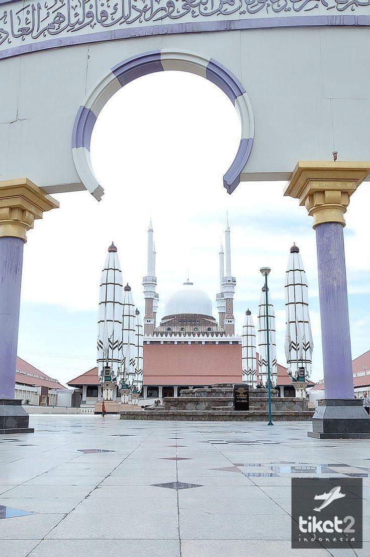 Masjid Agung Semarang - Jawa Tengah