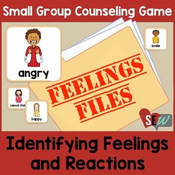 Feelings Files: A Cooperative Memory Game for Emotional Awareness