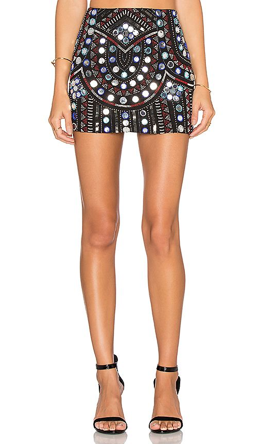 Shop for Parker Corsica Embellished Skirt in Black at REVOLVE. Free 2-3 day shipping and returns, 30 day price match guarantee.