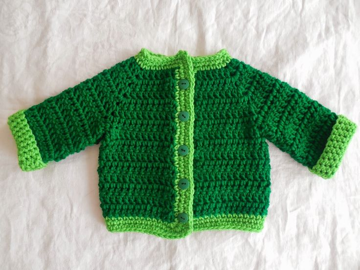 Easy Knitting Pattern For Baby Jersey : Best images about crochet baby on pinterest free