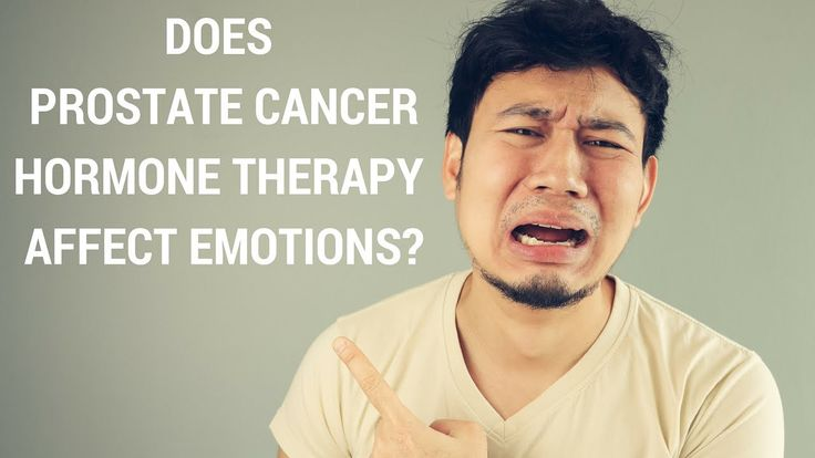 Does Prostate Cancer Hormone Therapy Affect Emotions? - WATCH VIDEO HERE -> http://bestcancer.solutions/does-prostate-cancer-hormone-therapy-affect-emotions     One of the most effective treatments for advanced prostate cancer is hormone therapy. Hormone therapy reduces the amount of testosterone a man produces. Dr. Dayyani discusses potential side effects that may impact a man's quality of life.  Dr. Farshid Dayyani, M.D. earned his medical...