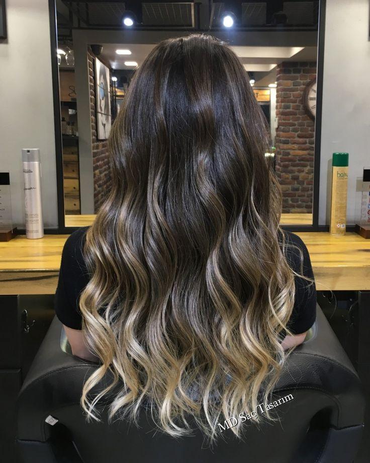 Ombre 💛💛💥✌ Doğal geçişler ile saçlarınızın keyfini çıkarın 🤳 #izmir #ombre #kuaför #saç #goztepe #kucukyali #ombrehair #ombrebalyaj #naturel #dogal #hair #hairstyle #haircolor #hairdesign #fashion #love #me #picture #hairoftheday #efsanesaclar #mdsactasarim @mdmetindemir