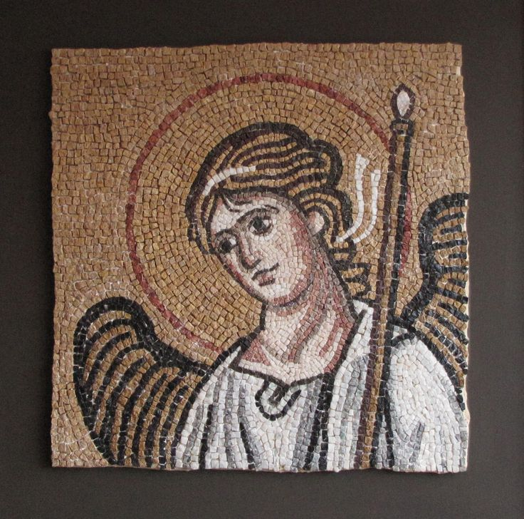 Experimenting on Byzantine Iconography