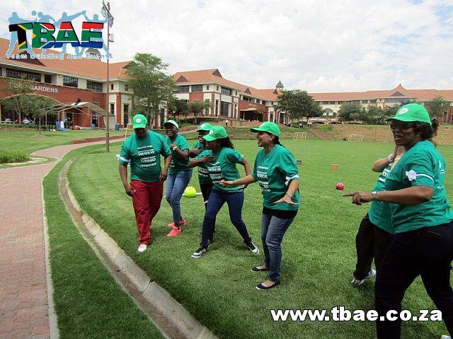 Johannesburg Team Building