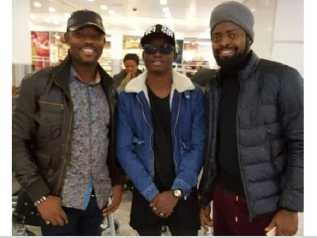 Olamide And Lil Kesh storm London for Basketmouth's Lord Of The Rib Concert (See Photos)