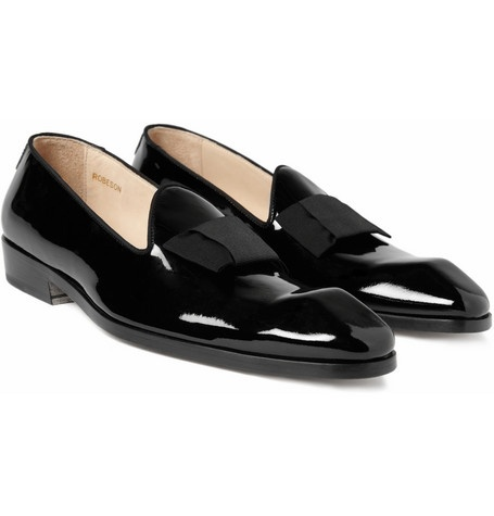 Mr.Hare Robeson Patent Leather Loafers