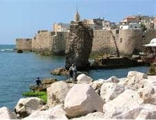 Acre, Israel Fortifications