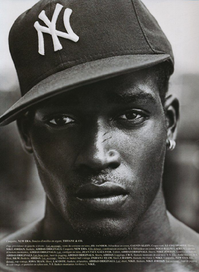 Rafton Glean BEAUTIFUL BLACK MALE MEN MAN AFRICAN AMERICAN