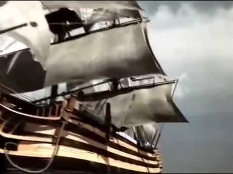 The Great Naval Battle of France and England : Documentary on the 17th Century English Navy - YouTube