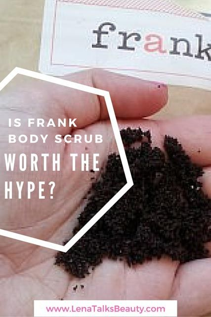 Is Frank Body Scrub worth the hype