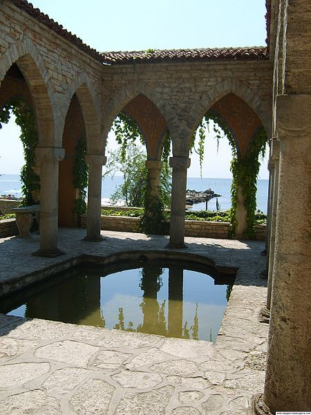 Bulgaria - The Balchik Palace