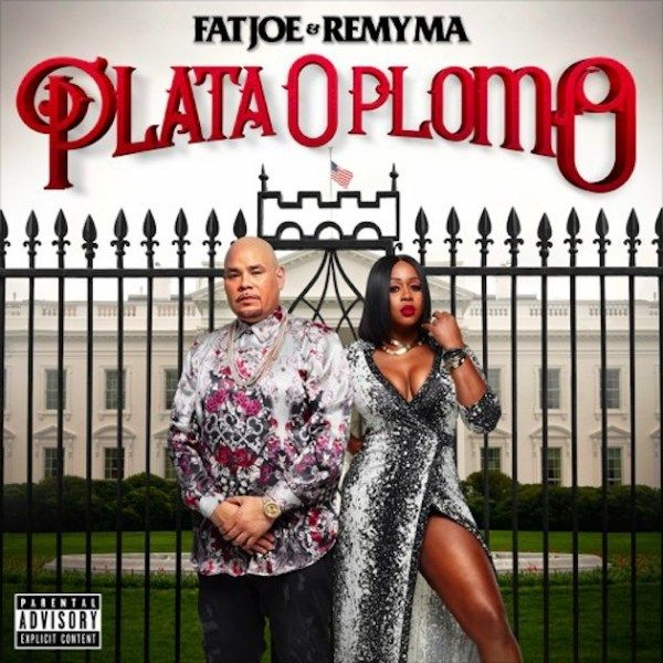 35 Best Lyrics From Fat Joe and Remy Ma's 'Plata O Plomo' Album - XXL http://www.xxlmag.com/news/2017/02/fat-joe-remy-ma-plata-o-plamo-album-best-lyrics/?utm_campaign=crowdfire&utm_content=crowdfire&utm_medium=social&utm_source=pinterest