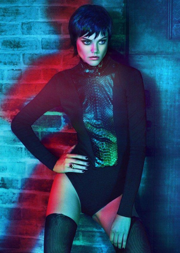 Viktoriya Sasonkina by Hunter & Gatti for Flaunt Magazine January 2014
