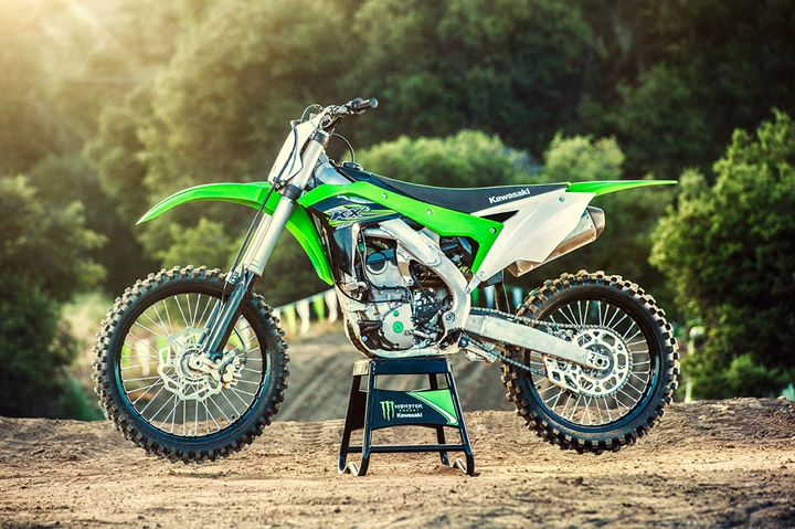 2017 KX 250F Kawasaki Powerful Motocross Bike Review