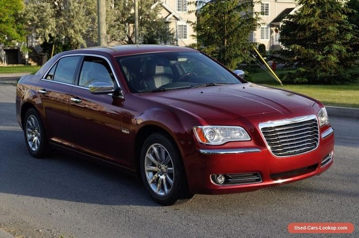 Auto For Sale Canada: Chrysler: 300 Series C #chrysler #300series #forsale