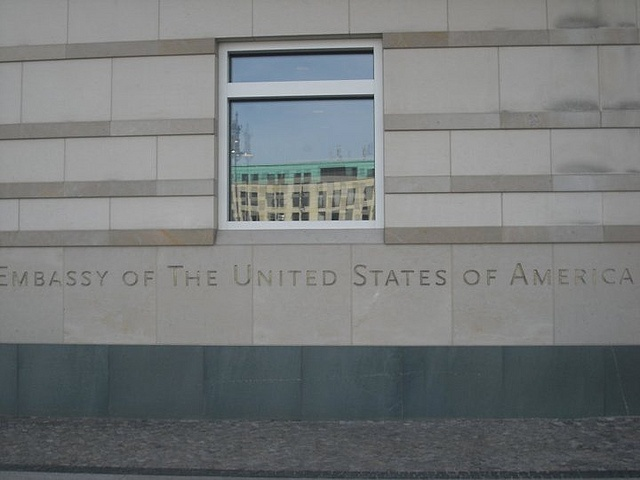 Embassy of The United States of America in Berlin via Flickr.