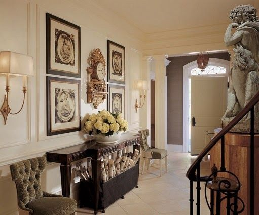79 Best Foyer, Entry, Vestibule Images On Pinterest | Homes, Architecture  And Dream Homes