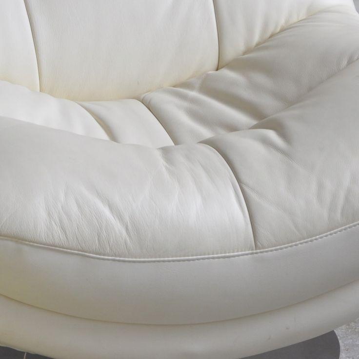 Кожаная обивка мягкого сиденья с обшивкой