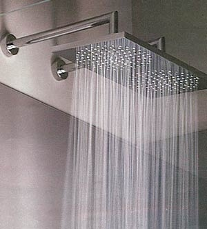 Perfect shower!
