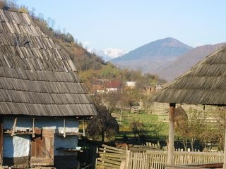 house in Transylvania - detail