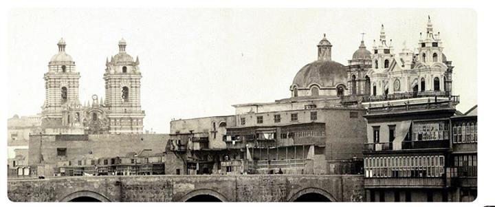 Lima 1865.(De Lima Antigua)