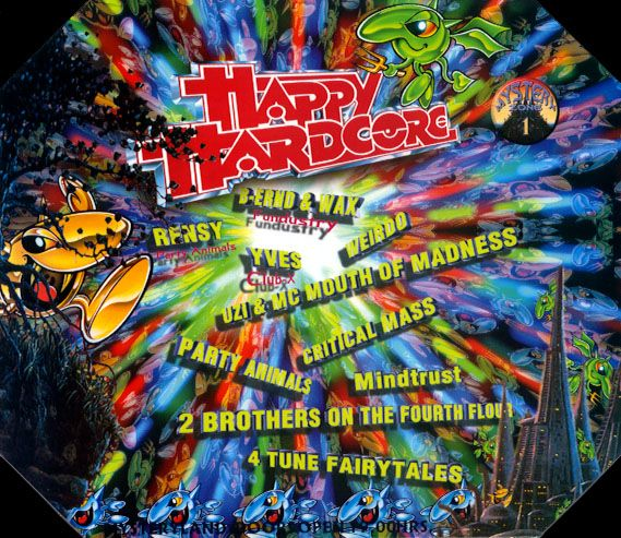 #Mysteryland #1996 #music #gabber #hardcore #gabber_od_ua