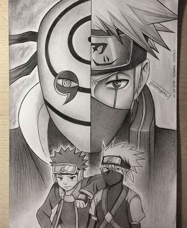 60 Best Naruto Drawings Images On Pinterest: 25+ Best Ideas About Naruto Drawings On Pinterest