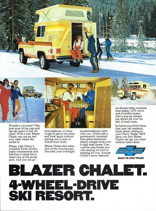 1977 Chevy Blazer Chalet