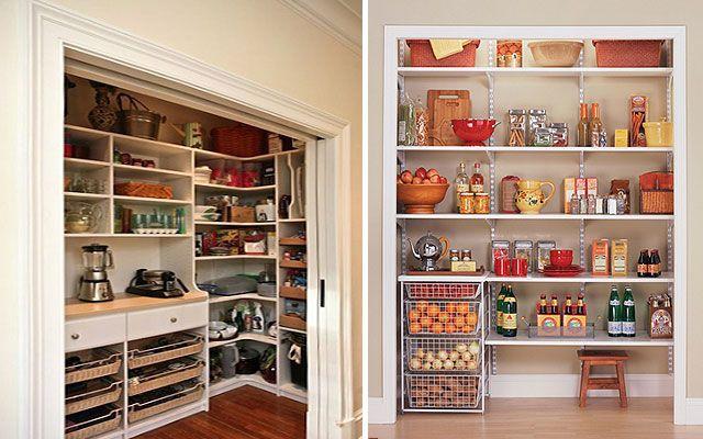 | Ideas para almacenaje de cocinas | DECOFILIA