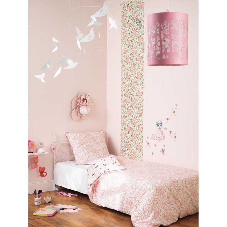 Mobile Des oiseaux blancs : Little big room by Djeco - Mobile en carton - Berceau Magique