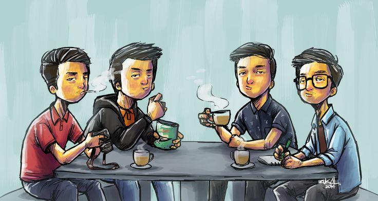 Coffee Time -zukal-