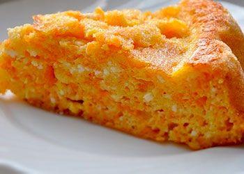 Рецепт Творожно-морковной запеканки
