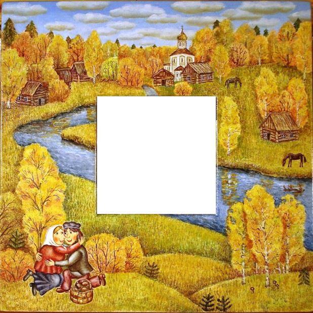 Gallery.ru / Осень - Зеркала - julia-yakusheva