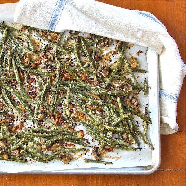 Classic Green Bean Casserole Redux