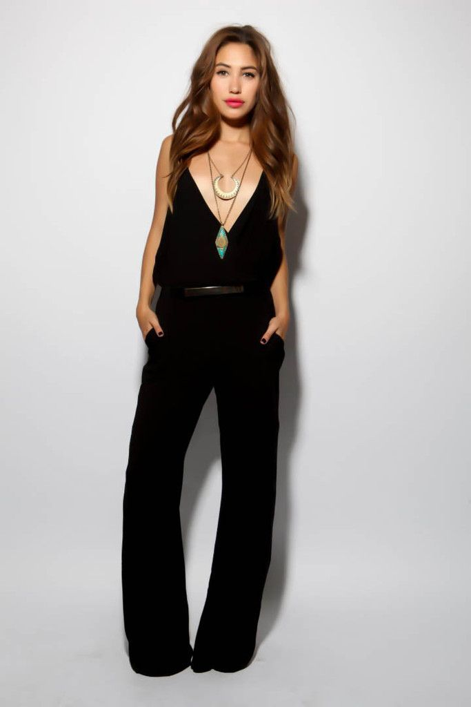 Luxury Incorporate A Leather Jacket Pant Rompers For Women Pant Rompers
