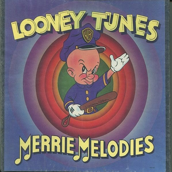 Various - Looney Tunes And Merrie Melodies (Vinyl, LP) at Discogs