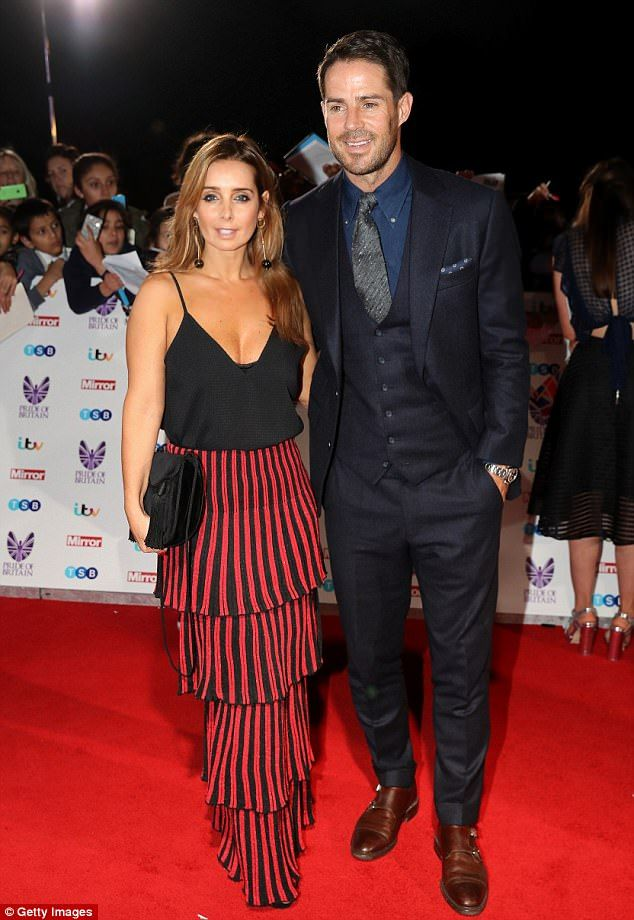 No Strictly curse here! According to sources, Jamie and Louise Redknapp could be the latest couple to fall foul of the show's bane - but the stars have hit back at the allegations, insisting their marriage is rock solid