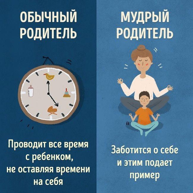 Быть родителями — самый тяжкий труд.
