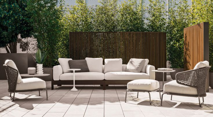 Minotti outdoor collection 2014 minotti studio for Outdoor arredamento