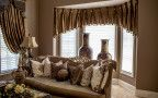 Dining Room Window Treatments Luxury Bronze Curtain Valance On Window Treatment For Small Window Small Living Room Design Pictures Of Window Treatments