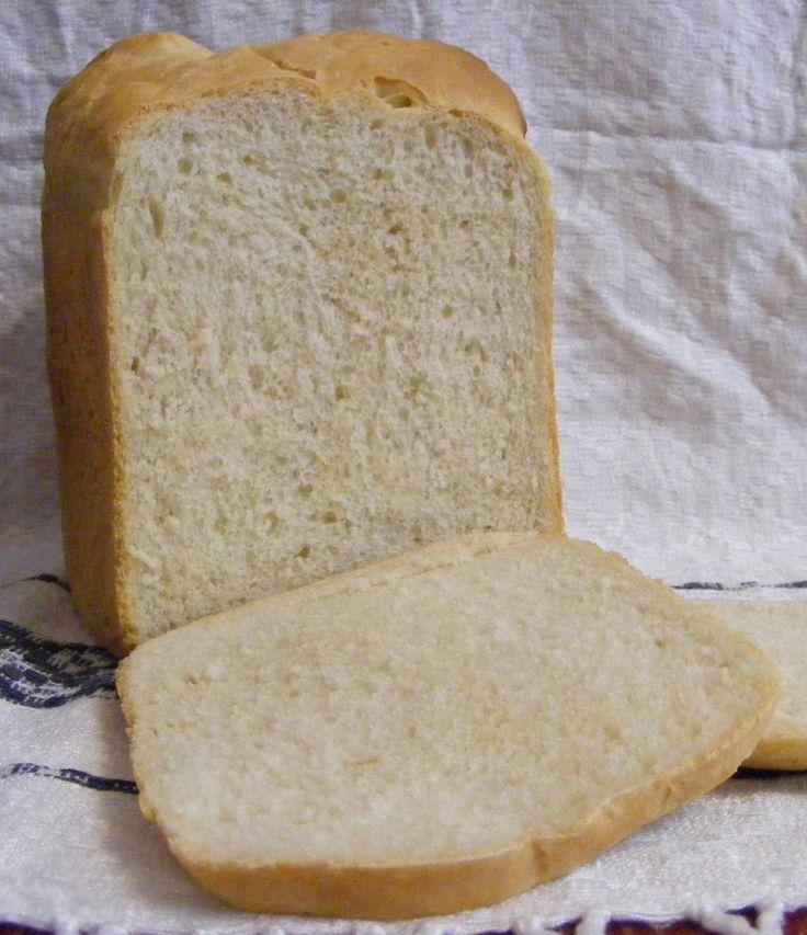 painea casei la masina de paine