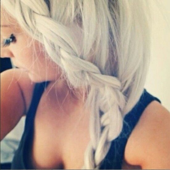 Astonishing 1000 Ideas About Inside Out French Braid On Pinterest French Hairstyle Inspiration Daily Dogsangcom