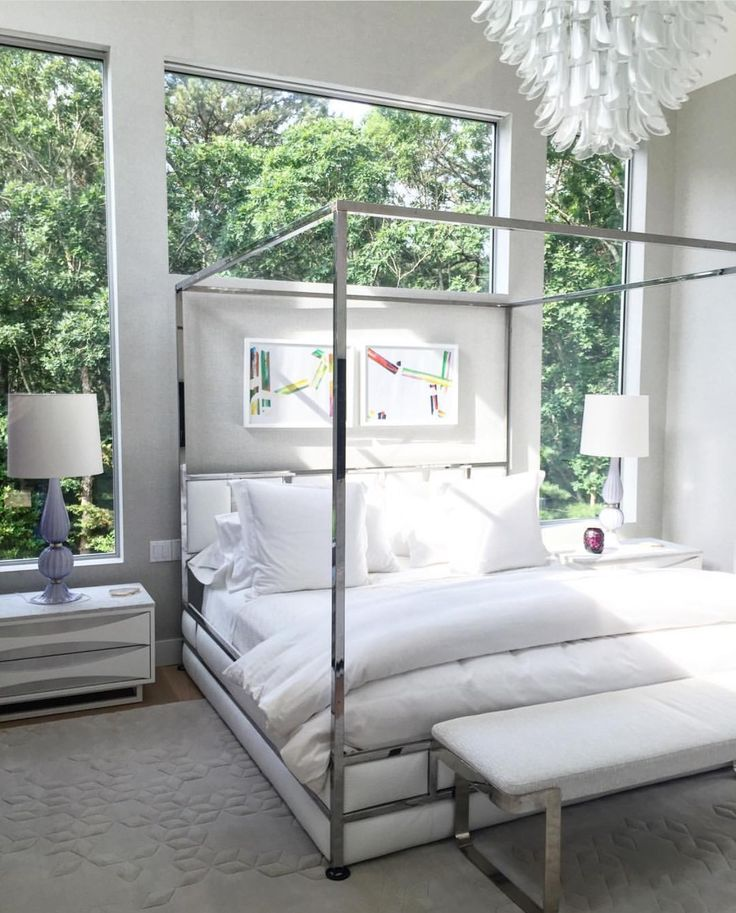 30 best images about glamorous bedrooms on pinterest for Christine huve interior designs