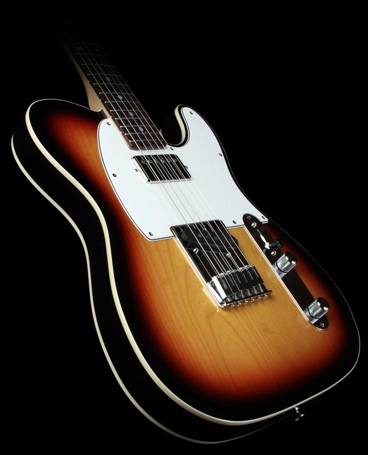 Guitarra / telecaster: Blues